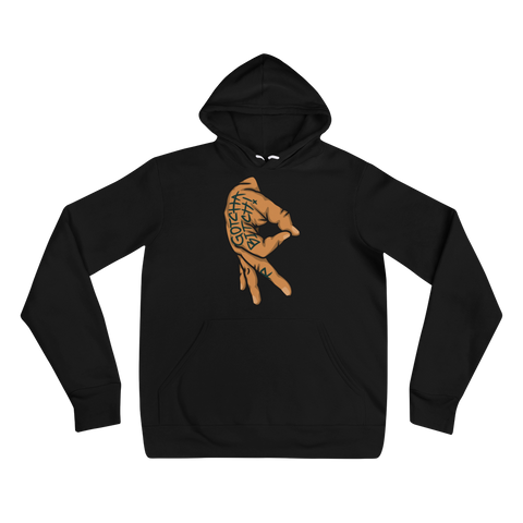 GOTCHA BITCH! MEDIUM WEIGHT HOODIE