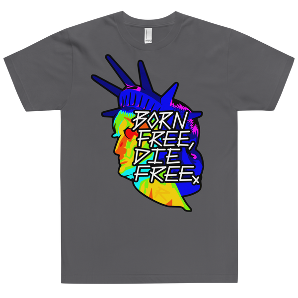 THERMAL BORN FREE T-SHIRT