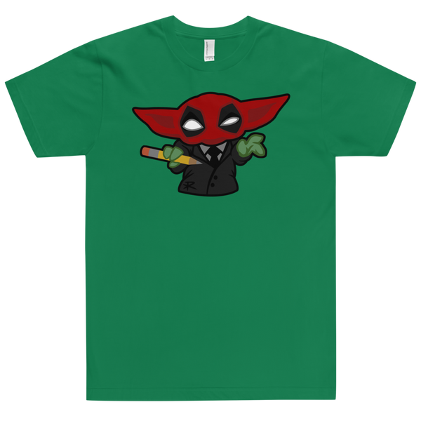 BABY YODA WICK POOL T-SHIRT