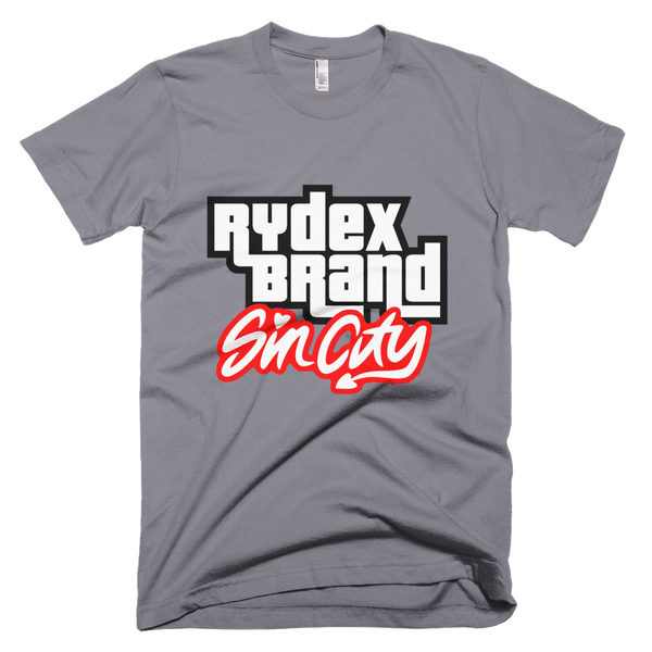 RYDEX BRAND GTA (SIN CITY) T-SHIRT
