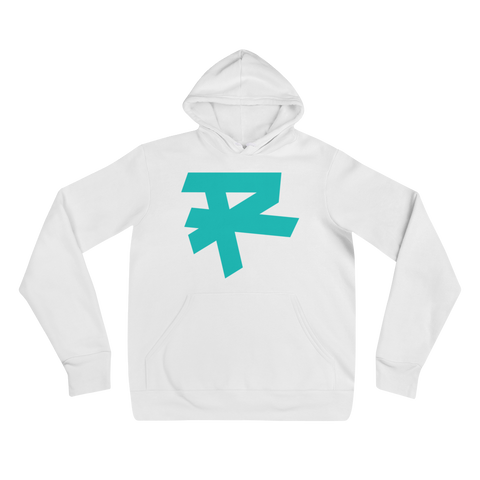 R LOGO (TIFF) MEDIUM WEIGHT HOODIE