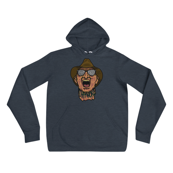 STAY WOKE (FREDDY KRUEGER) MEDIUM WEIGHT HOODIE