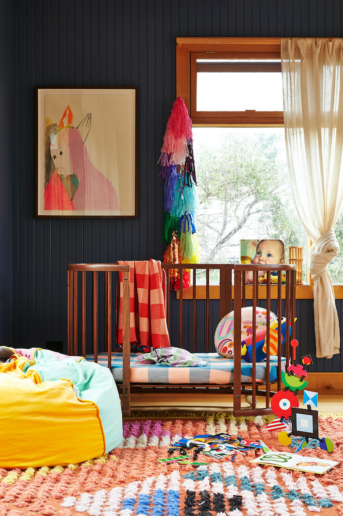 The Best Colorful Gender Neutral Nurseries