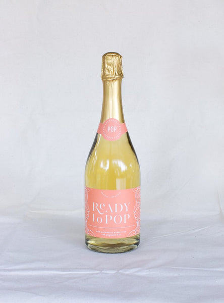 Non-alcoholic champagne for pregnant women