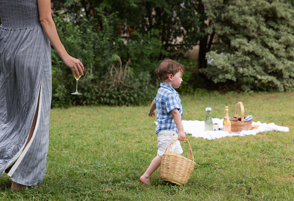 A Summer Picnic with Ready to Pop