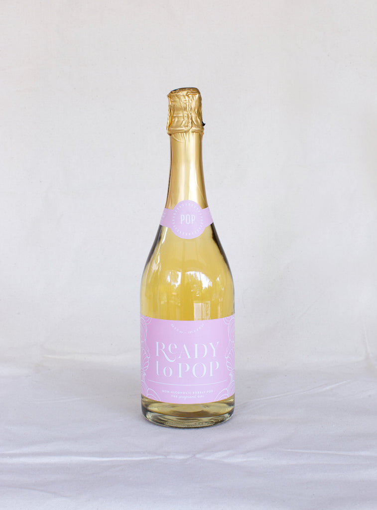 Non-Alcoholic Champagne - Pink