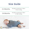 Oohbubs - Legs Out Swaddle