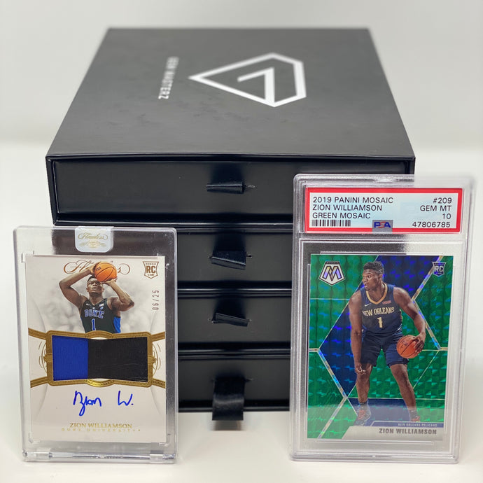 Gem Masterz Basketball (Series 1) 5-Box Case