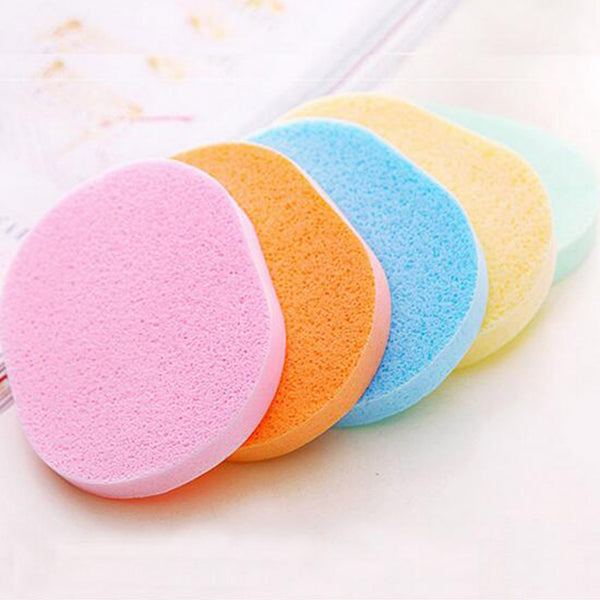 Fiber Face Exfoliating Wash Pad