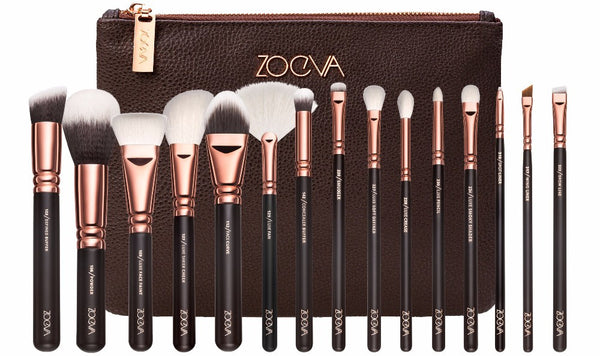 ZOEVA Rose Golden Vol. 1 Complete Brush Set