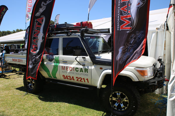 The Perth 4WD show Western Australia