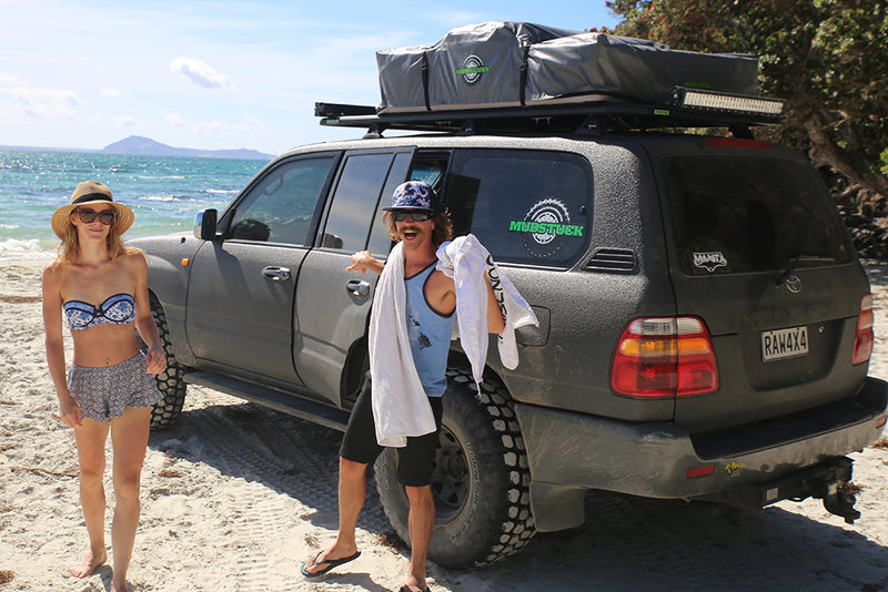 Summer travels through New Zealand with a Rooftop Tent
