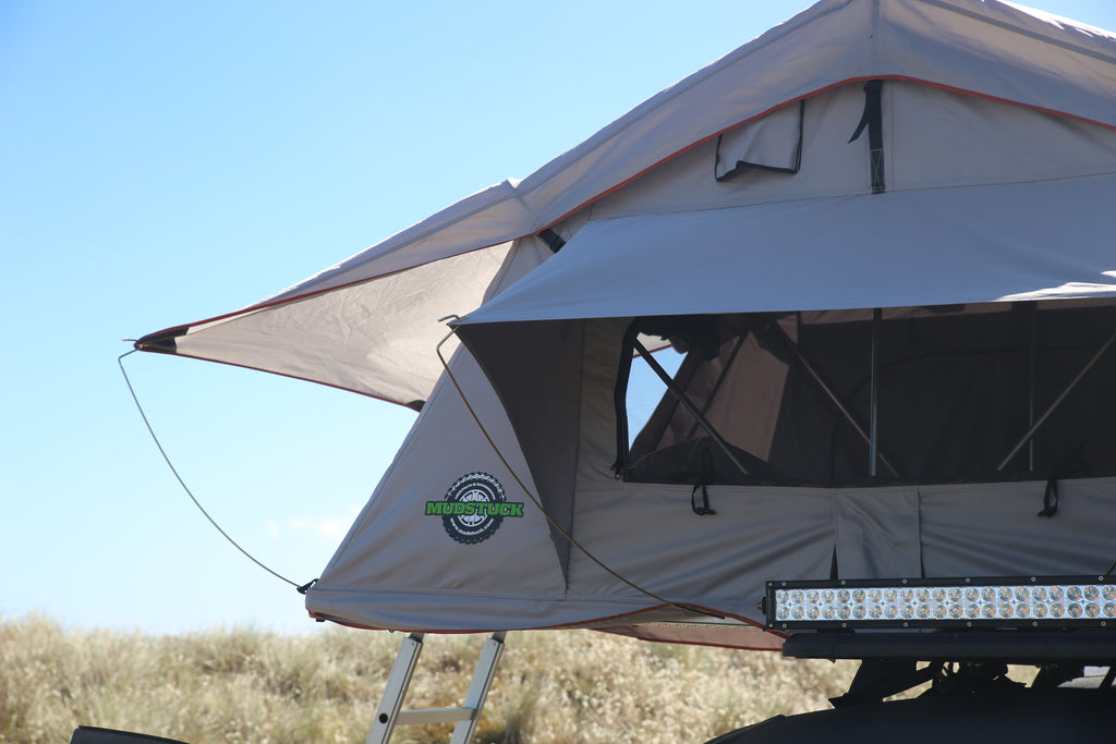 Mudstuck roof top tent