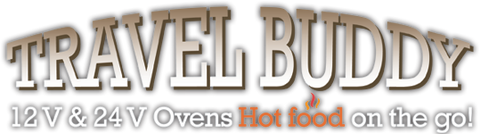Travel Buddy oven logo