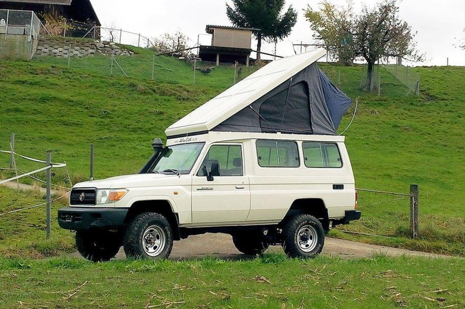 Alu Cab 4wd Canopies Rooftop Tents Roof Conversions