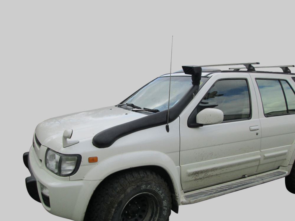 snorkel 4x4 nissan terrano r50 mudstuck. Black Bedroom Furniture Sets. Home Design Ideas