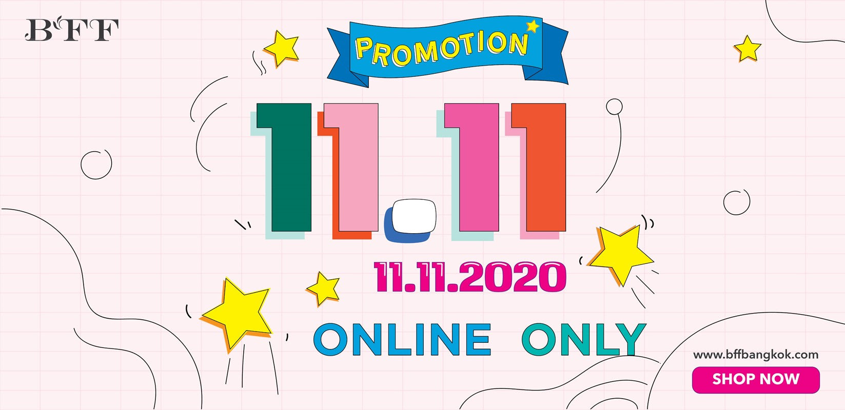 11.11  SPECIAL PROMOTION