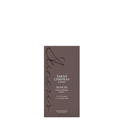 Sarah Chapman London - Skinesis Power A Renewal System / 10*1 ml.