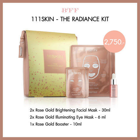 111Skin - The Radiance Kit