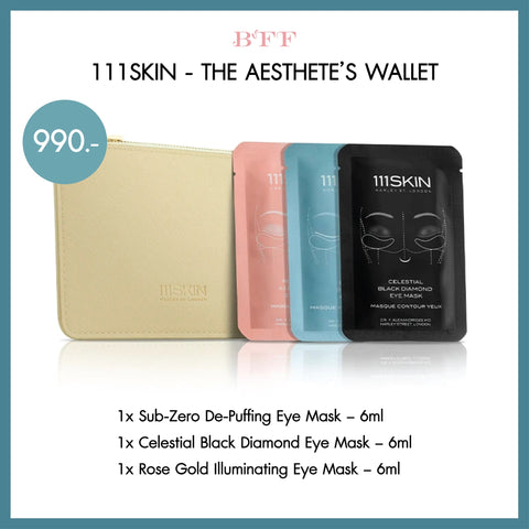 111Skin - The Aesthete's wallet