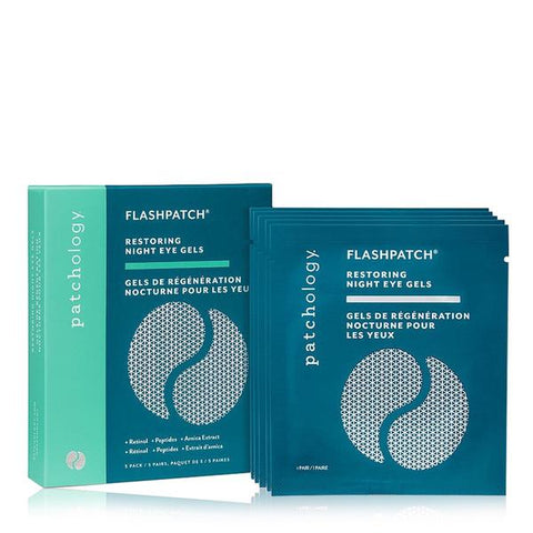 Patchology - Restoring Night Eye Gels / 5 Pack