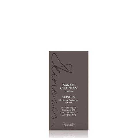 Sarah Chapman London - Skinesis Radiance Recharge System / 10*1 ml.
