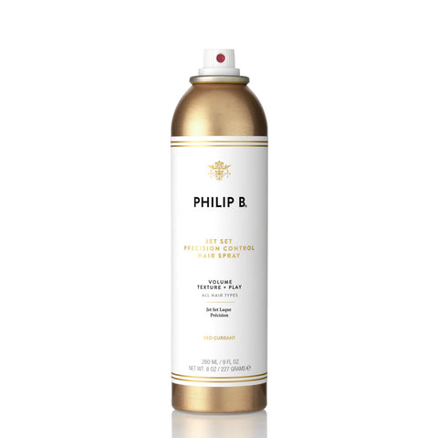 Philip B. - Jet Set Precision Control Hair Spray