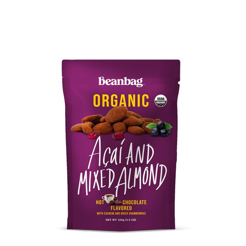 Beanbag - Acai And Mixed Almond  #Hot Chocolate Flavored/ 100g