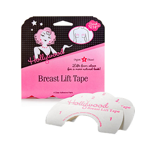Hollywood - Breast Lift Tape / 1 Pairs