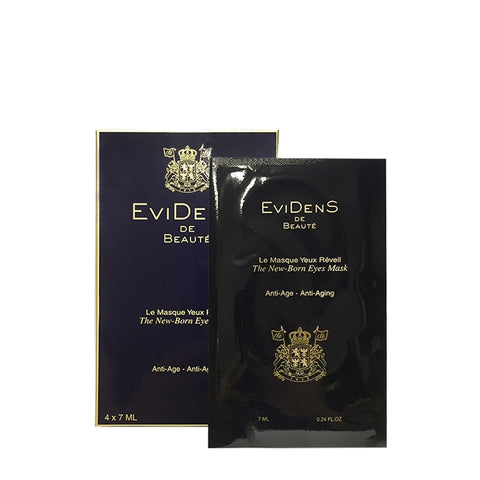 Evidens - The New-Born Eyes Mask / 4*7ml.