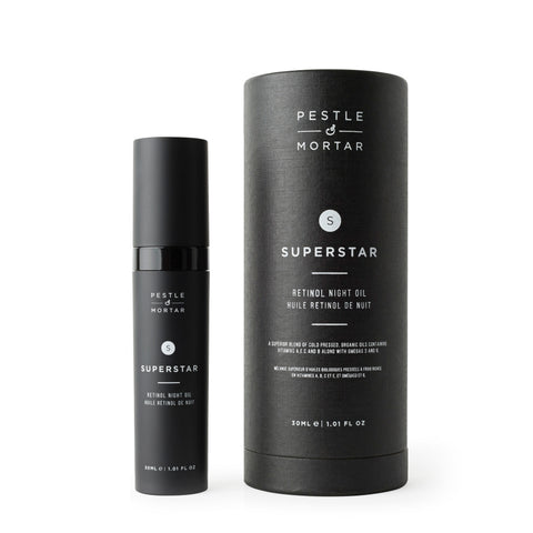 Pestle&Mortar - Superstar Retinoid Night Oil / 30ml