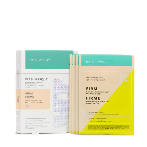 Patchology - Flashmasque Firm Raffermissant / 4*28ml.
