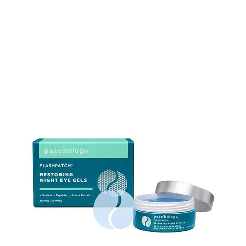 Patchology - Restoring Night Eye Gels / 30 pairs