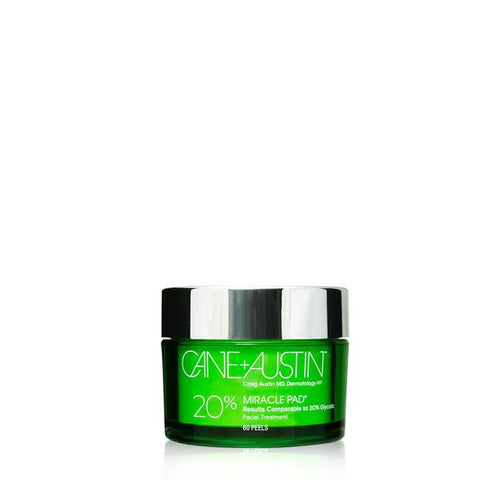 Cane+Austin-Miracle Pad 20% Glycolic / 60 Peels