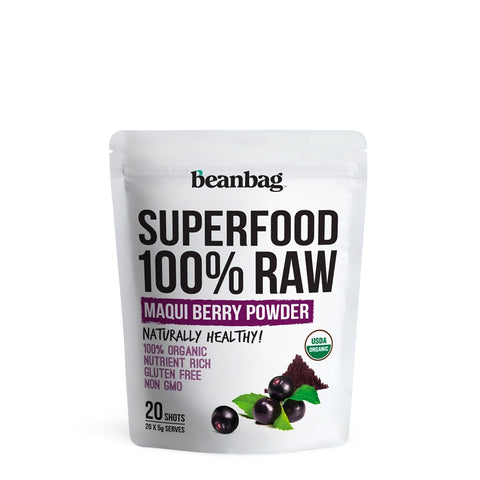 Beanbag - Superfood 100% Raw #Maqui Berry Powder / 20*5g