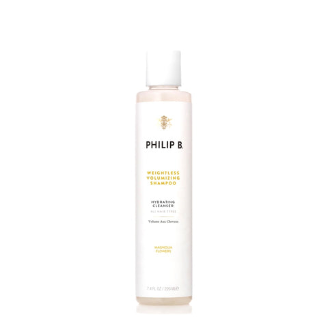 Philip B. - Weightless Volumizing Shampoo