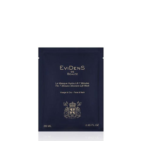 Evidens - The 7 Minutes Moisture Lift Mask (Box)