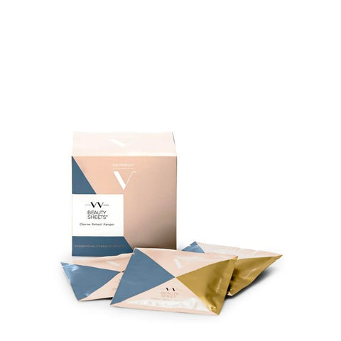 The Perfect V - VV Beauty Sheets / 14 Sheets