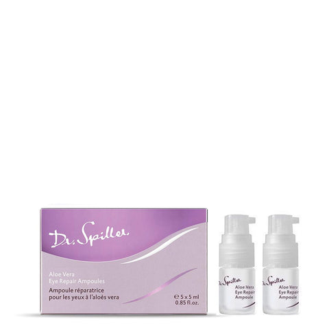 Dr.Spiller - Aloe Vera Eye Repair Ampolues / 5x5ml.