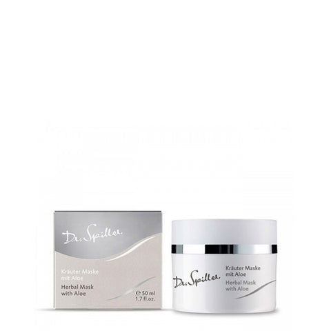 Dr.Spiller - Herbal Mask With Aloe / 50ml.