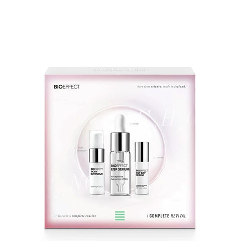 Bioeffect - Complete Revival Skincare Set