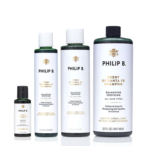 Philip B. - Santa Fe Hair + Body Shampoo