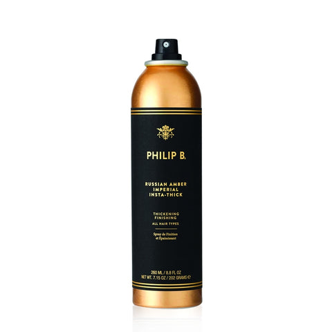 Philip B. - Russian Amber Insta Thick Finishing Spary 260ml.