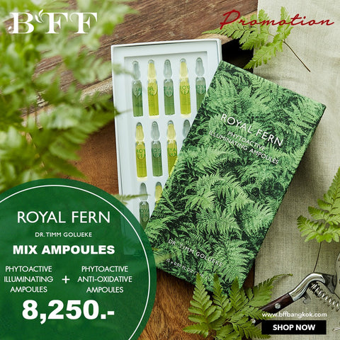 Royal Fern - Mix Ampoules