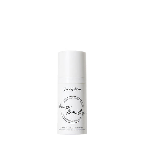 Sunday Store - Oxy Baby Deep Porifying Cleanser / 50ml.