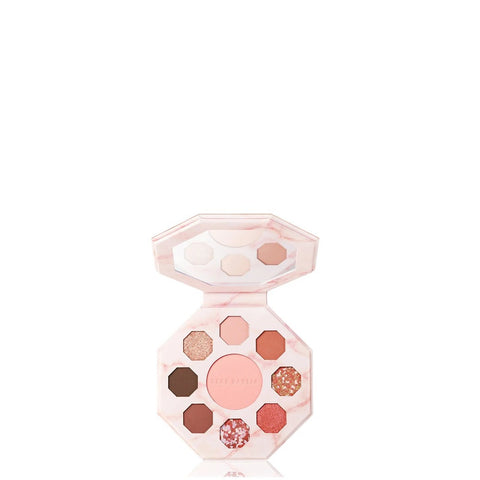 Dear Dahlia - Blooming Edition Secret Garden Palette Eyeshadow&Blusher / 9.8 g