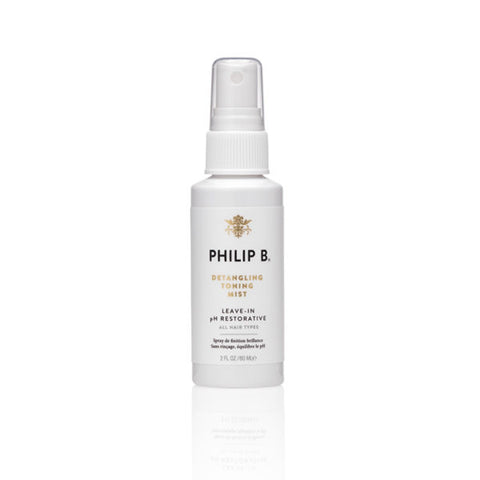 Philip B. - Detangling Toning Mist (Leave-In pH Restorative)