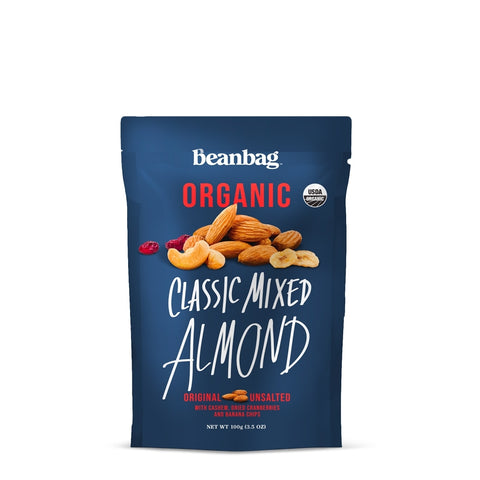 Beanbag - Classic Mixed Almond #Original Unsalted / 100g
