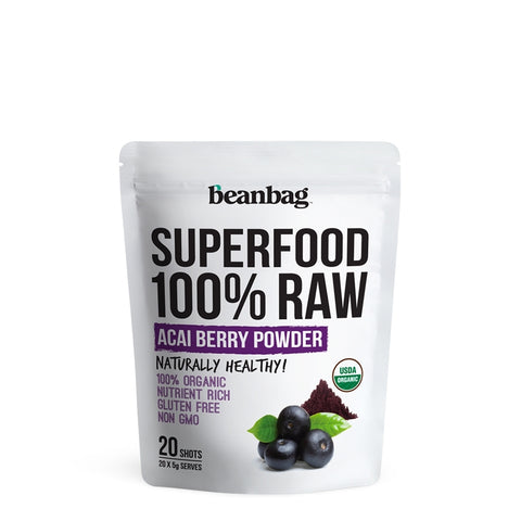 Beanbag - Superfood 100% Raw #Acai Berry Powder / 20*5g