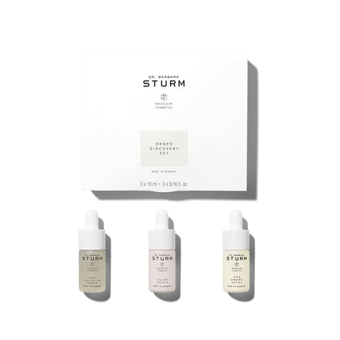 Dr.Barbara Sturm - Drops Discovery Set / 30ml.
